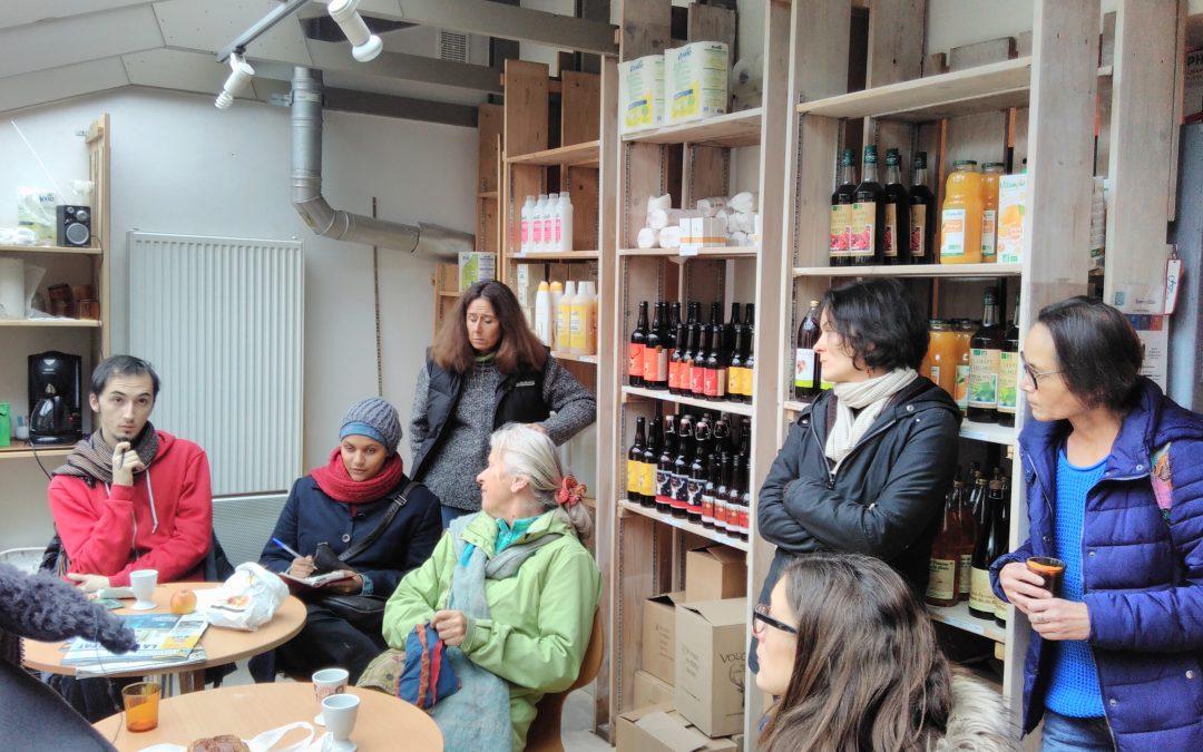 Visite coopérative #1 : L'épicerie participative de Châteaufort