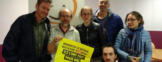 Soutien aux désobéissants de Greenpeace: ils l'ont fait pour moi !