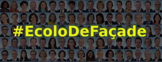 Didier Baichère vote pour le CETA pendant que la planète brûle