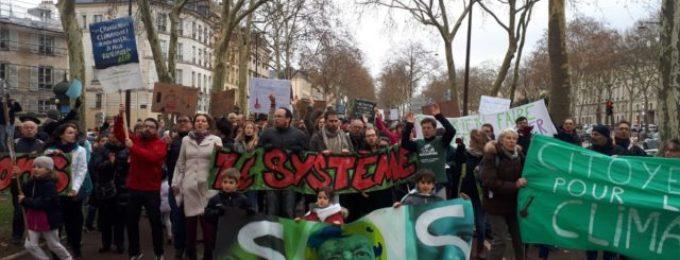 Marche pour le climat à Versailles – 21 septembre 2019