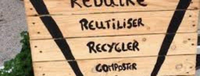 Prochains ateliers de l'Assos'REGAL dans le cadre du défi zéro déchets