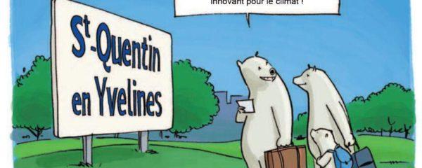 Les ours polaires viendront-ils se réfugier à la ferme de Buloyer ?