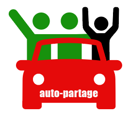 Les roues libérées autopartage