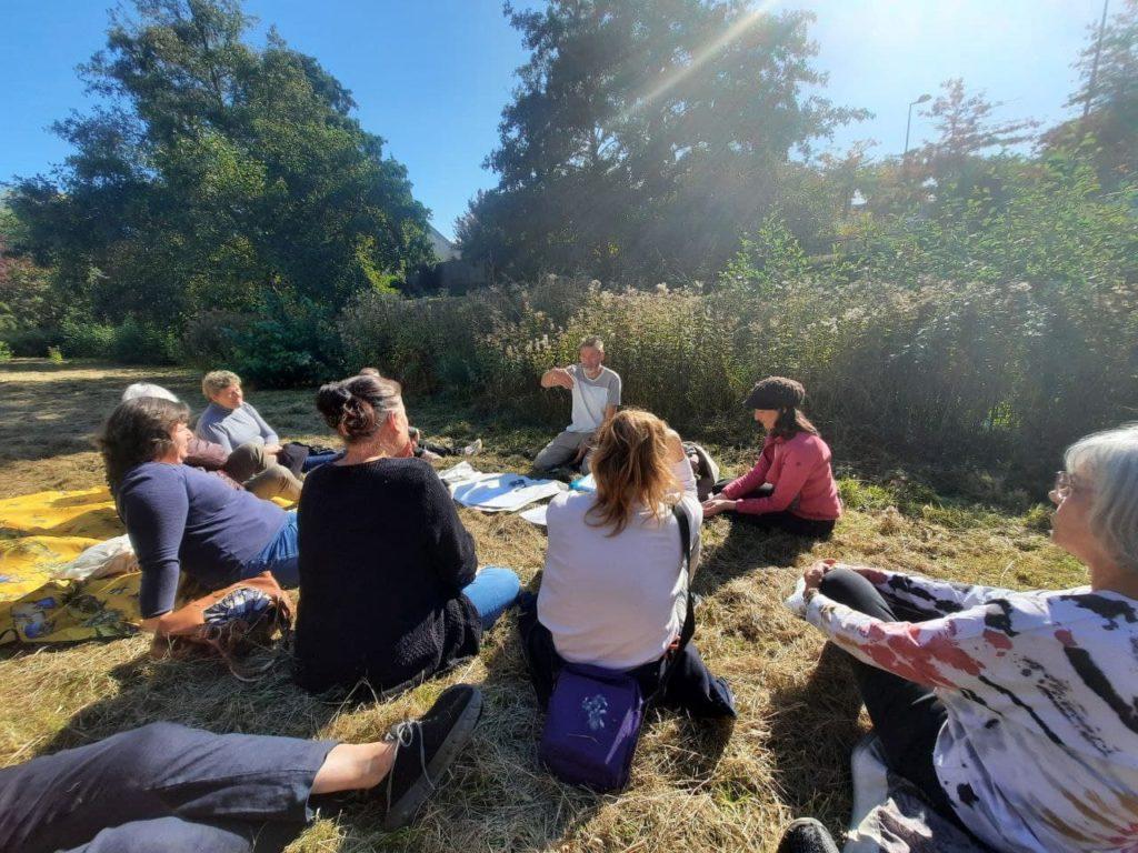 Atelier participatif du Jardin Partagé Pont du Routoir